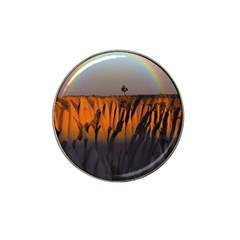 Rainbows Landscape Nature Hat Clip Ball Marker