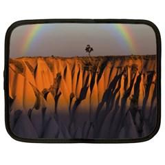Rainbows Landscape Nature Netbook Case (xl)