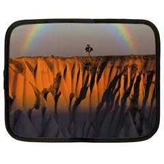 Rainbows Landscape Nature Netbook Case (xxl)