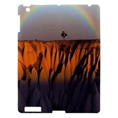 Rainbows Landscape Nature Apple iPad 3/4 Hardshell Case
