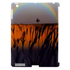 Rainbows Landscape Nature Apple iPad 3/4 Hardshell Case (Compatible with Smart Cover)