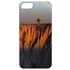 Rainbows Landscape Nature Apple iPhone 5 Classic Hardshell Case
