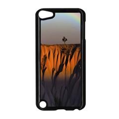 Rainbows Landscape Nature Apple Ipod Touch 5 Case (black)