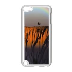 Rainbows Landscape Nature Apple iPod Touch 5 Case (White)