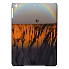 Rainbows Landscape Nature iPad Air Hardshell Cases