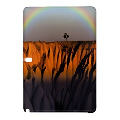 Rainbows Landscape Nature Samsung Galaxy Tab Pro 10.1 Hardshell Case