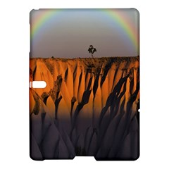 Rainbows Landscape Nature Samsung Galaxy Tab S (10 5 ) Hardshell Case