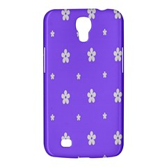 Light Purple Flowers Background Images Samsung Galaxy Mega 6 3  I9200 Hardshell Case