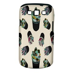 Succulent Plants Pattern Lights Samsung Galaxy S III Classic Hardshell Case (PC+Silicone)