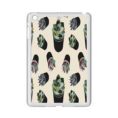 Succulent Plants Pattern Lights iPad Mini 2 Enamel Coated Cases