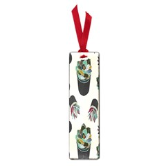 Succulent Plants Pattern Lights Small Book Marks