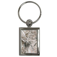 Earth Landscape Aerial View Nature Key Chains (rectangle)