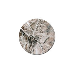 Earth Landscape Aerial View Nature Golf Ball Marker (4 pack)