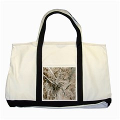 Earth Landscape Aerial View Nature Two Tone Tote Bag