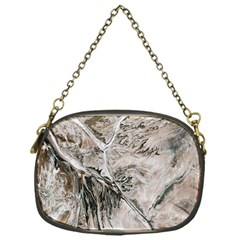 Earth Landscape Aerial View Nature Chain Purses (one Side)