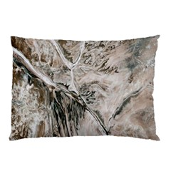 Earth Landscape Aerial View Nature Pillow Case