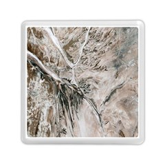 Earth Landscape Aerial View Nature Memory Card Reader (square)