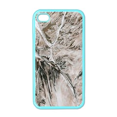 Earth Landscape Aerial View Nature Apple iPhone 4 Case (Color)