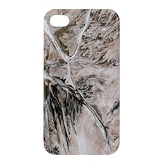 Earth Landscape Aerial View Nature Apple Iphone 4/4s Hardshell Case
