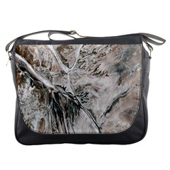 Earth Landscape Aerial View Nature Messenger Bags
