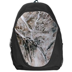 Earth Landscape Aerial View Nature Backpack Bag