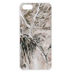 Earth Landscape Aerial View Nature Apple iPhone 5 Seamless Case (White)