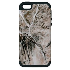 Earth Landscape Aerial View Nature Apple iPhone 5 Hardshell Case (PC+Silicone)