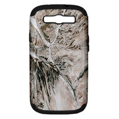 Earth Landscape Aerial View Nature Samsung Galaxy S III Hardshell Case (PC+Silicone)