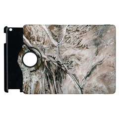 Earth Landscape Aerial View Nature Apple iPad 2 Flip 360 Case