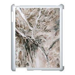 Earth Landscape Aerial View Nature Apple iPad 3/4 Case (White)