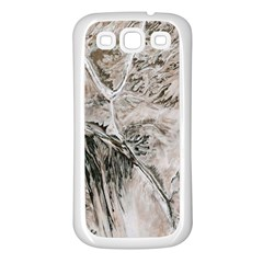 Earth Landscape Aerial View Nature Samsung Galaxy S3 Back Case (White)