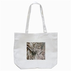 Earth Landscape Aerial View Nature Tote Bag (white)
