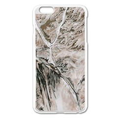 Earth Landscape Aerial View Nature Apple iPhone 6 Plus/6S Plus Enamel White Case