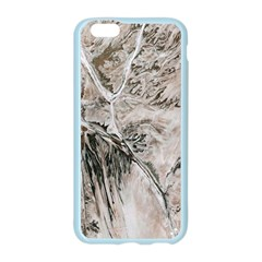 Earth Landscape Aerial View Nature Apple Seamless iPhone 6/6S Case (Color)