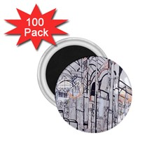 Cityscapes England London Europe United Kingdom Artwork Drawings Traditional Art 1 75  Magnets (100 Pack)