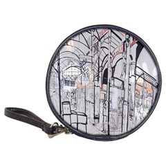 Cityscapes England London Europe United Kingdom Artwork Drawings Traditional Art Classic 20 Cd Wallets