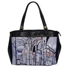 Cityscapes England London Europe United Kingdom Artwork Drawings Traditional Art Office Handbags