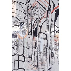 Cityscapes England London Europe United Kingdom Artwork Drawings Traditional Art 5 5  X 8 5  Notebooks