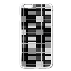 Pattern Apple Iphone 6 Plus/6s Plus Enamel White Case