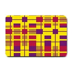 Pattern Small Doormat
