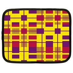 Pattern Netbook Case (large)