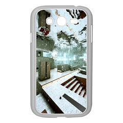 Digital Art Paint In Water Samsung Galaxy Grand DUOS I9082 Case (White)