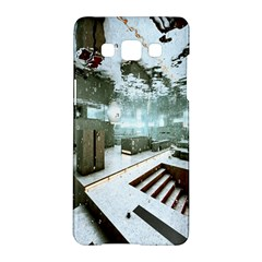 Digital Art Paint In Water Samsung Galaxy A5 Hardshell Case