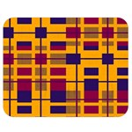 Pattern Double Sided Flano Blanket (Medium)  60 x50 Blanket Front