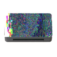 Glitch Art Memory Card Reader With Cf