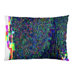 Glitch Art Pillow Case (Two Sides)