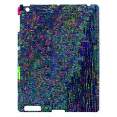 Glitch Art Apple Ipad 3/4 Hardshell Case