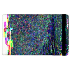 Glitch Art Apple iPad 2 Flip Case