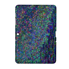Glitch Art Samsung Galaxy Tab 2 (10.1 ) P5100 Hardshell Case