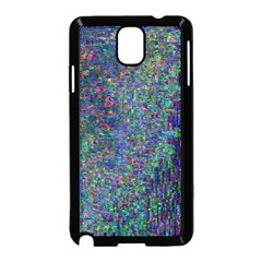 Glitch Art Samsung Galaxy Note 3 Neo Hardshell Case (Black)
